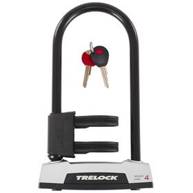 Trelock BS 450 Bügelschloss  230mm mit ZB 401 schwarz